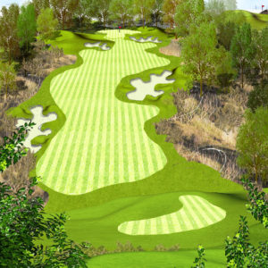 croquis golf