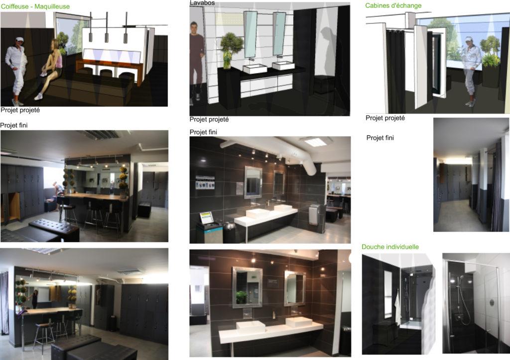 renovation vestiaires