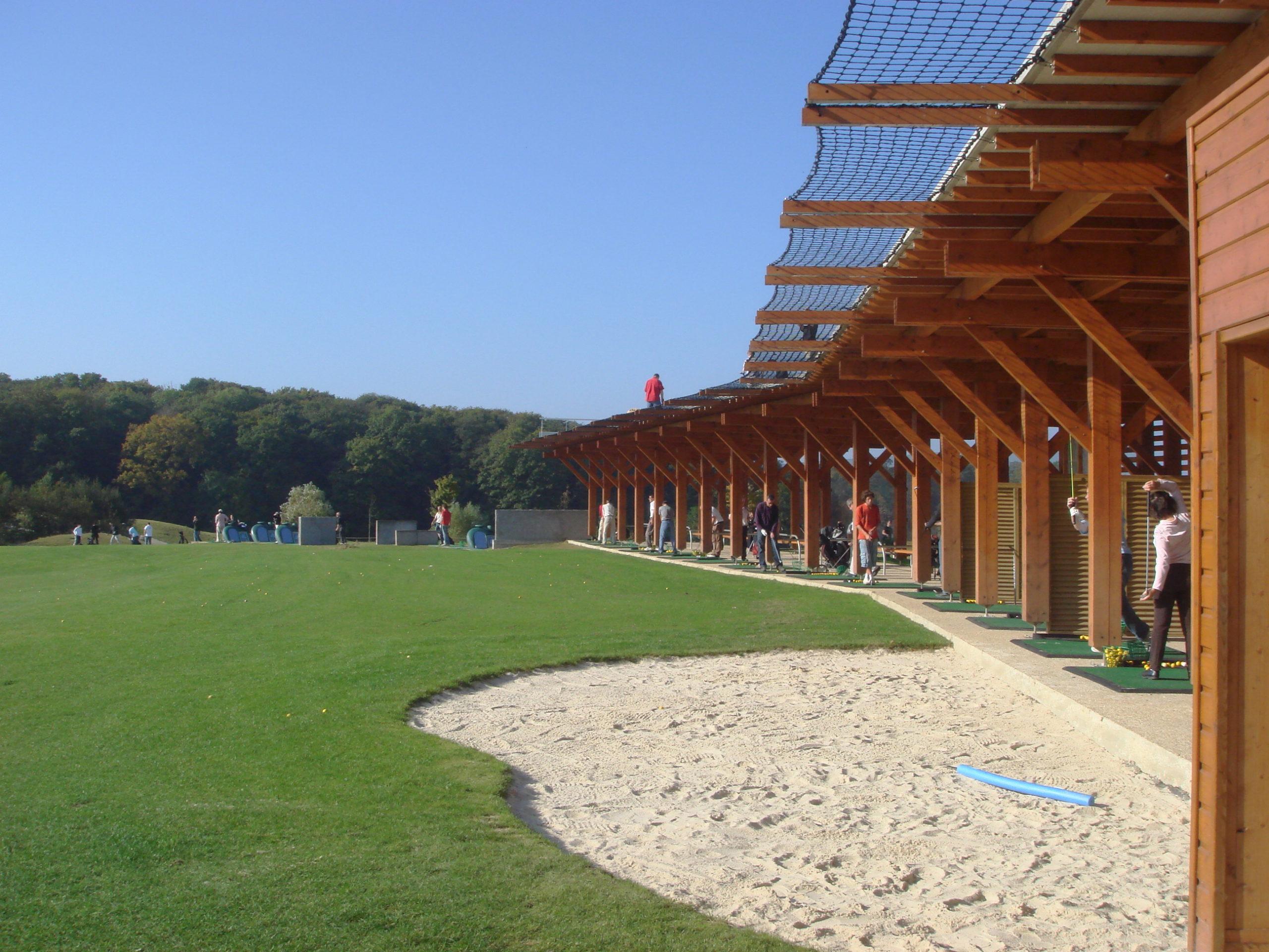 Practice golf de saint Marc
